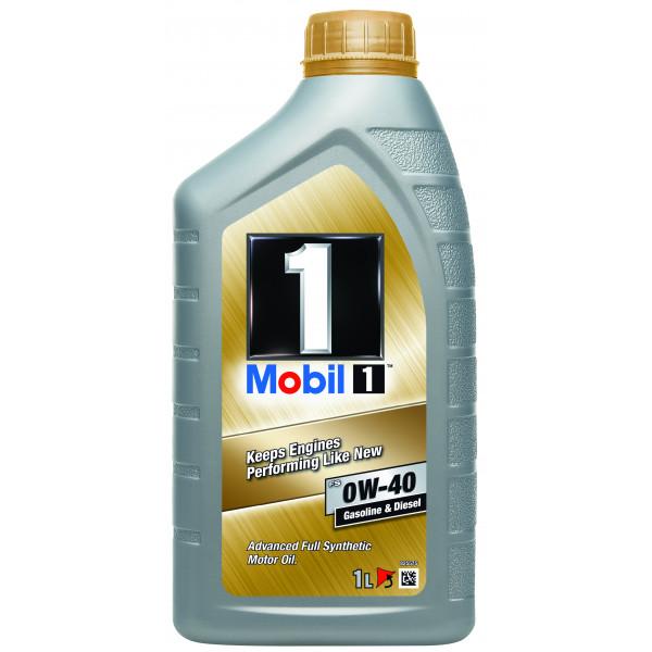 Mobil 1 FS 0W40 - 1 Litre