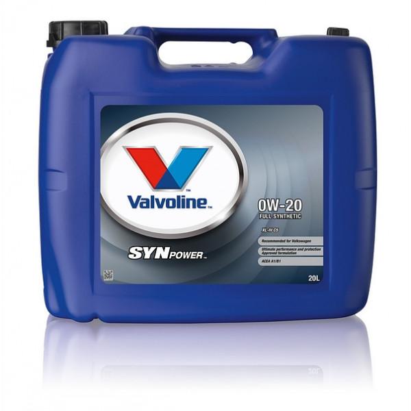 SYNPOWER XL-IV C5 0W20 20 L